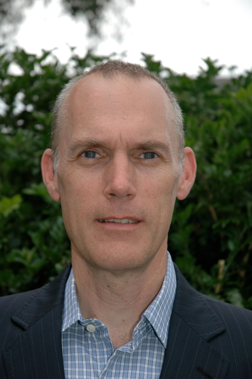 John Harrison, managing director of TVEyes Australia - media monitoring